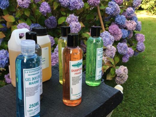 Shampoings artisanaux