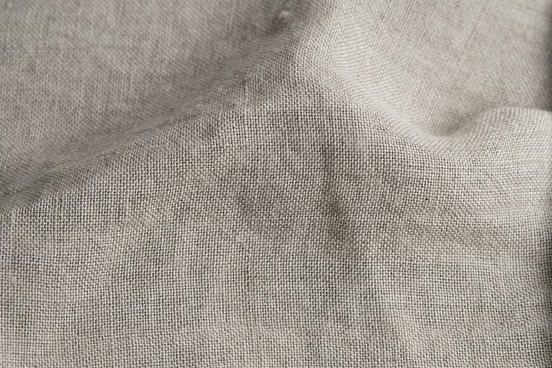Tissu lin au mètre Corde Maison Normande Home Decor