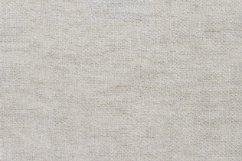 Tissu lin au mètre Half Bleached Maison Normande Home Decor