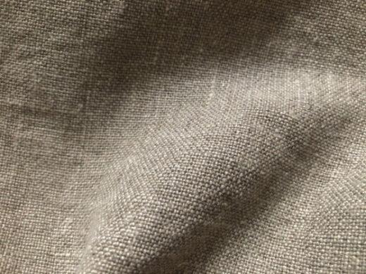 tissu lin au mètre Naturel pour ameublement Maison Normande Home Decor