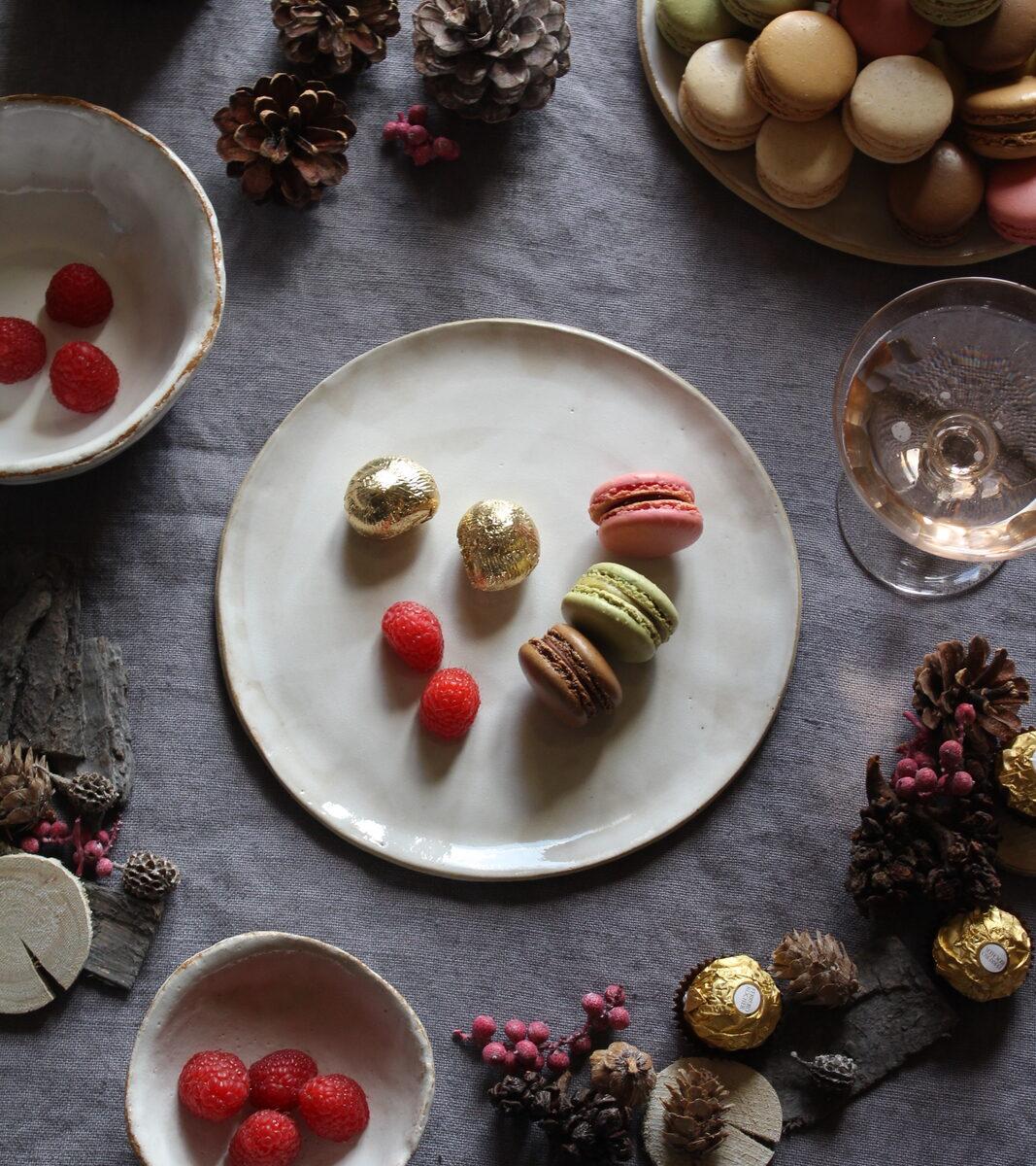Assiettes céramique Maison Normande Home Decor