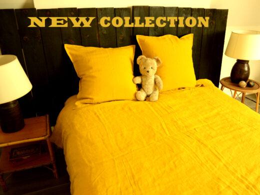 parure de lit en lin MN Home Decor